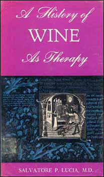 A history of wine as therapy